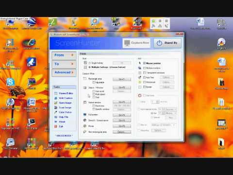 Duken handleiding 2 : Hoe instaleer je Wisdom screenhunter 5.1 pro