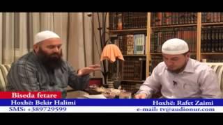 Dëshiron të pendohet por ka pengesa - Hoxhë Rafet Zaimi dhe Hoxhë Bekir Halimi