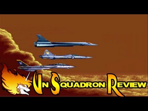 preview-U.N. Squadron Review