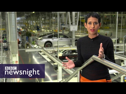 Cars And Brexit: The View From Germany - Bbc Newsnight