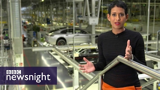 Download Video Cars and Brexit: The view from Germany - BBC Newsnight MP3 3GP MP4