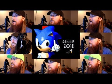 Sonic 3 - Ice Cap Zone Act 1 Acapella