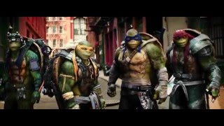 Nonton 'Teenage Mutant Ninja Turtles: Out of the Shadows' (2016) Trailer #2 Film Subtitle Indonesia Streaming Movie Download