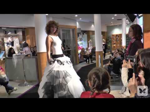 Desfile de Jordi Dalmau en Eva Novias