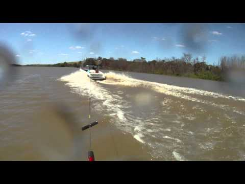 GoPro Kneeboard test run