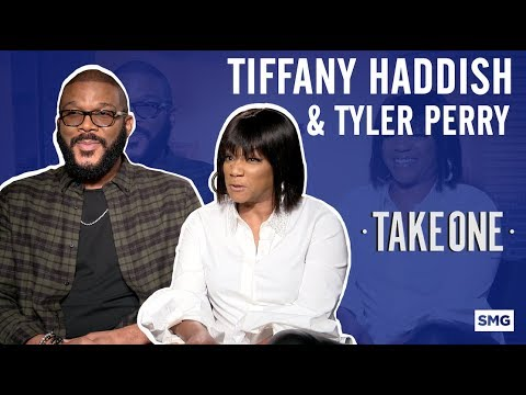 Tiffany Haddish & Tyler Perry Take One on NOBODYS FOOL (2018)