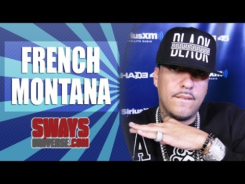 Video: French Montana Freestyles Live on Sway in the Morning