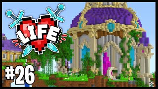 I LEFT A GIFT AT THE COVEN..   Minecraft X Life SMP   #26