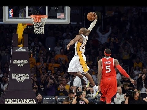 kobe bryant - Highlights from the Kobe Bryant's Incredible 2012-2013 Season. The Black Mamba struck again! Follow me: @YoungNBA.