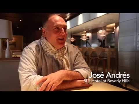 José Andrés Announces Restaurant Concepts at SLS Las Vegas