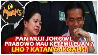 Video Kemarin Kata Rizieq Koalisi, Sekarang PAN Muji Jokowi Dan Prabowo Mau Ketemu Puan Maharani? Lho?? MP3, 3GP, MP4, WEBM, AVI, FLV Maret 2019