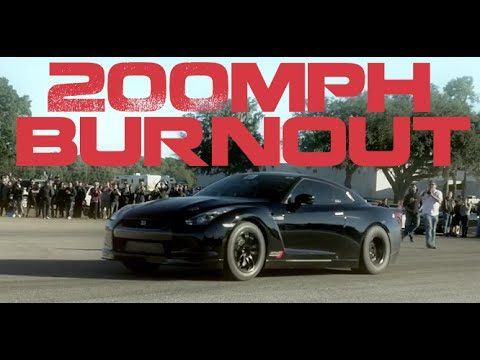 ALPHA OMEGA: 224mph GT-R World Record Wannagofast 1/2 Mile!