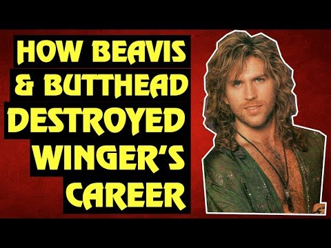 Winger: How Beavis and Butthead Ruined The Band's Career
