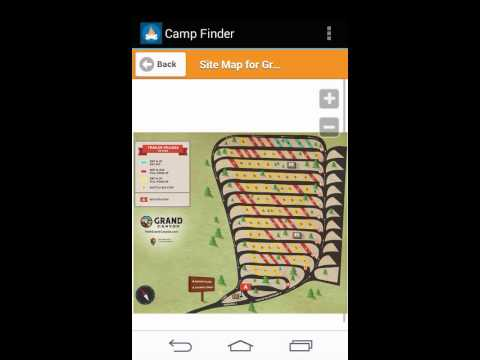 Video of Camp Finder - Campgrounds