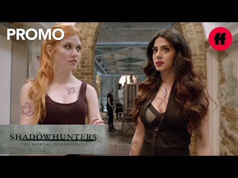 Shadowhunters | Season 1, Episode 5 Promo: Moo Shu to Go | Freeform