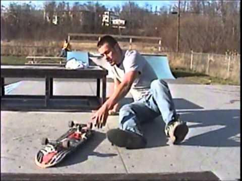 Jesse Harriman At Tri-Town Skate Park