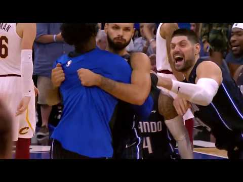 Video: Evan Fournier's Buzzer Beater Wins It For The Magic! | November 5, 2018
