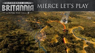 Total War Saga: Thrones of Britannia - Mierce LP