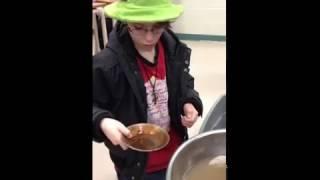 Grade 7s go for GOLD!