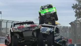 Video WTF Moments in Stadium SUPER Trucks MP3, 3GP, MP4, WEBM, AVI, FLV November 2018