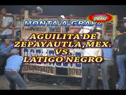 El Reto: Aguilita vs P.Jirafales y Látigo Negro
