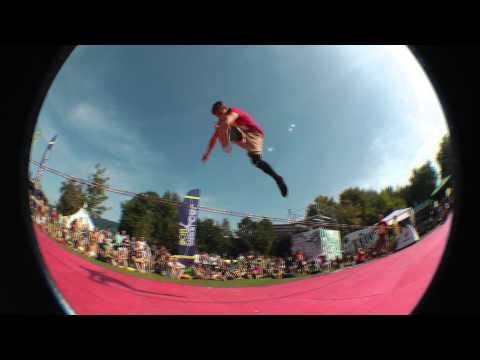 Чемпионат мира по прыжкам на веревке