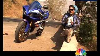 9. Exclusive - 2010 Yamaha R1 on OVERDRIVE