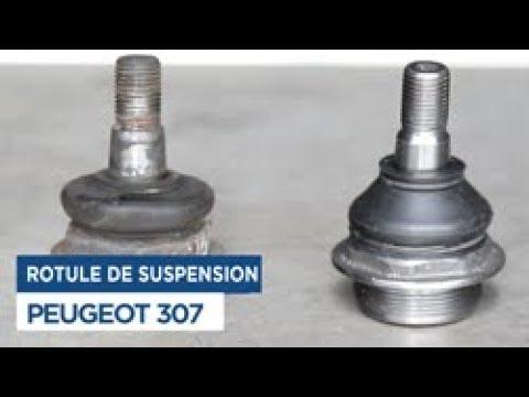 Changer la Rotule de suspension - Peugeot 307