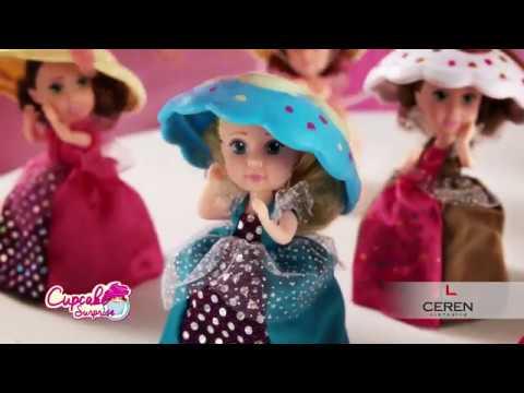 Ceren Cupcake Surprise Reklam Filmi