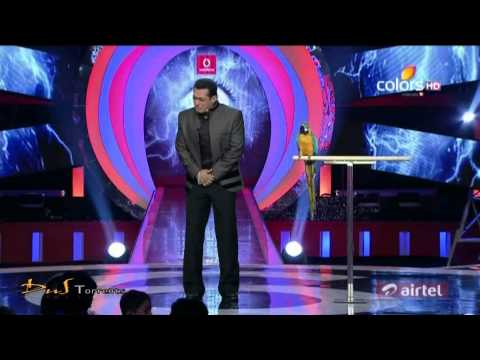Big Boss Season 6 Episode 42 - Super Saturday - 17th November 2012 - Full Episode