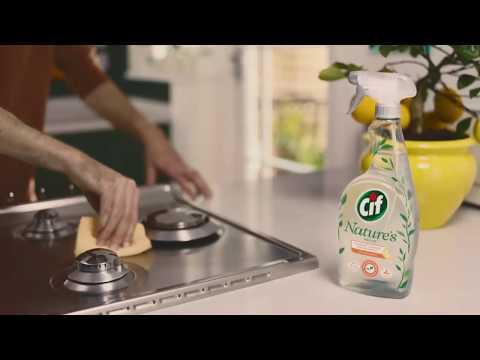 Cif Természet Receptje konyhai spray, 750ml