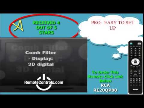 Review RCA TV LED LCD 1080p 120Hz - LED55C55R120Q