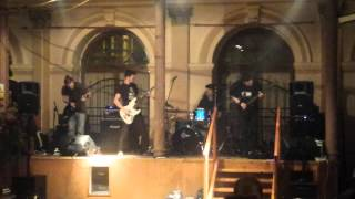 Video CANAIMA - Steal the Time LIVE, Plzeň 19.02.2014