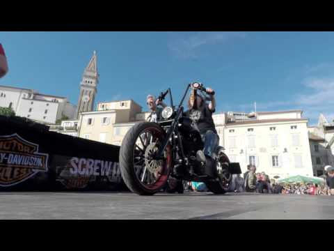 25th European H O G Rally, Slovenia – Custom Bike Show