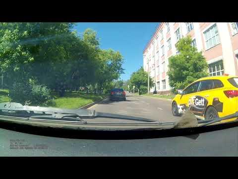 Авария в Москве на улице Полковая