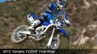 4. MotoUSA 2012 Yamaha YZ250F at Glen Helen