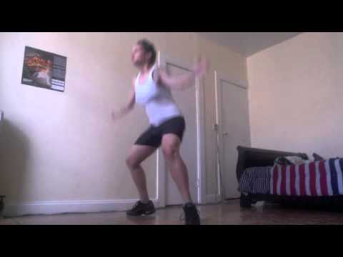 INSANITY 60 DAY WORKOUT – FIT TEST PART 1