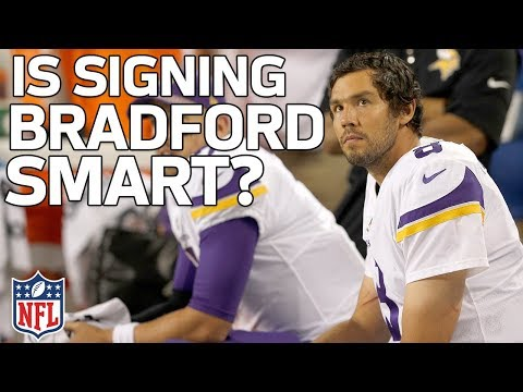 Video: Why did the Cardinals Sign Sam Bradford & Is it a Good Fit? | NFL