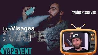 Yannick Driever, photographe des Visages de la Vape