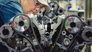 2017 Toyota Engines Production