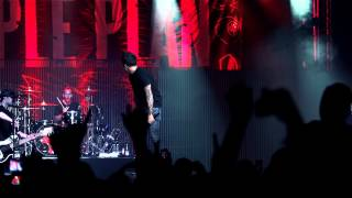 Simple Plan Live In Australia