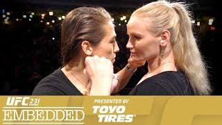 Video UFC 231 Embedded: Vlog Series - Episode 4 MP3, 3GP, MP4, WEBM, AVI, FLV Desember 2018