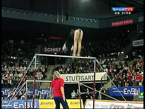 Rebecca Tunney (GBR) UB - Stuttgart 2012 AA