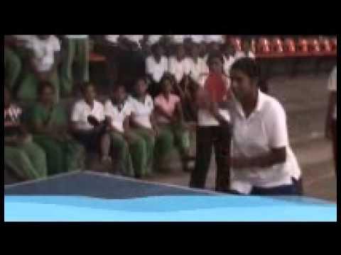 Pasdunrata National College of Eduction - Kalutara , Sri Lanka - Games - Table Tennis