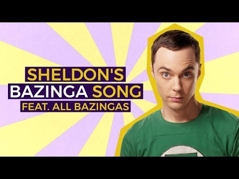 Video Shedon's Bazinga Song download in MP3, 3GP, MP4, WEBM, AVI, FLV January 2017