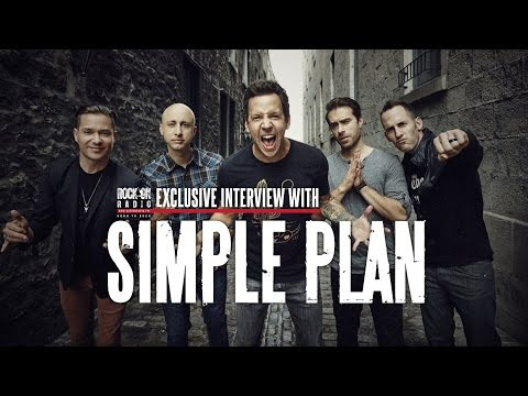 Rock on Radio FM l Exclusive Interview with Simple Plan