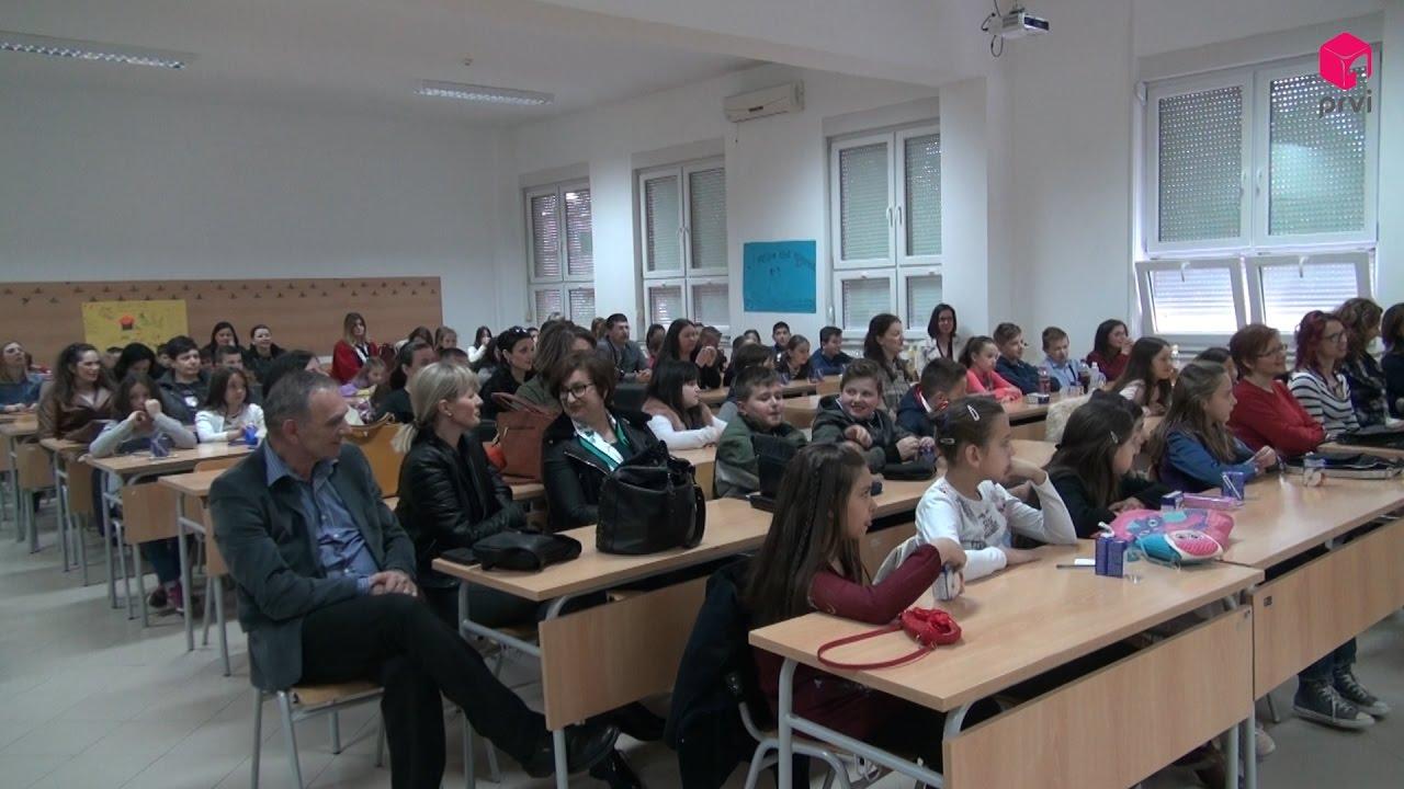 Studij razredne nastave treći put otvorio svoja vrata učenicima i učiteljima