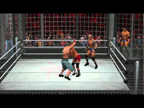 Elimination Chamber: WWE Champion Elimination Chamber Match