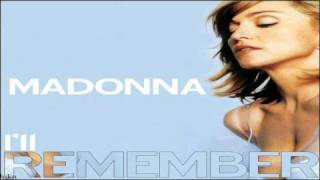 Madonna I'll Remember (Samuel's Boomtown Berlin Dub)