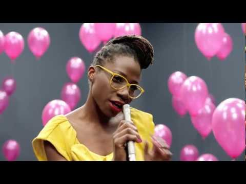 Asha - stay tuned with Asa on http://www.facebook.com/AsaOfficial :: new music video -- features Asa at dance party that's full of '50s technicolor rooms, pink a...